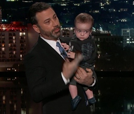 Late night audiences were given two Kimmels on Monday night. Jimmy Kimmel's young son, Billy, made an appearance on his ...
