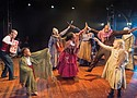 The diverse northeast Portland-based theater group Portland Playhouse presents 'A Christmas Carol' with shows running through Dec. 30 at the Hampton Opera Center, 221 S.E. Caruthers St.
