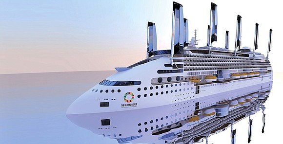 Cruise ships have a bad rap with environmentalists. One cruise operator is hoping to change that.