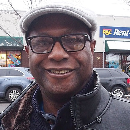 Basically, spend it with family. Family is most important.—Clarence Williams, Tech. Support Engineer, Mattapan