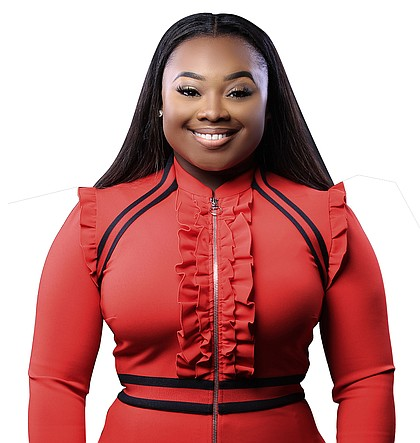 Gospel songstress Jekalyn Carr
