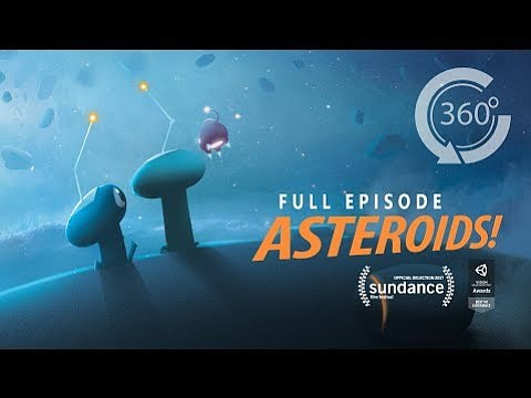 Baobab Studios, the leading immersive animation studio, today debuted the highly anticipated VR animated film, ASTEROIDS! with Ingrid Nilsen as ...