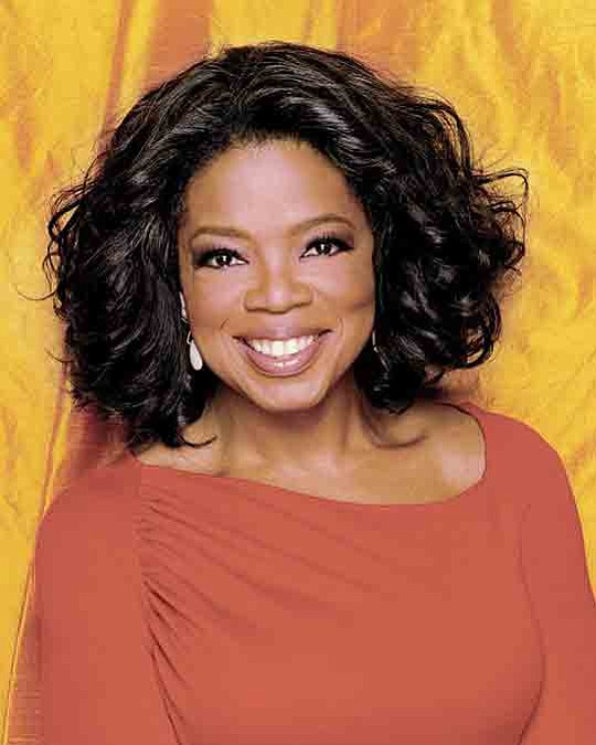 Acclaimed actress, producer, television star and entrepreneur Oprah Winfrey will be honore..