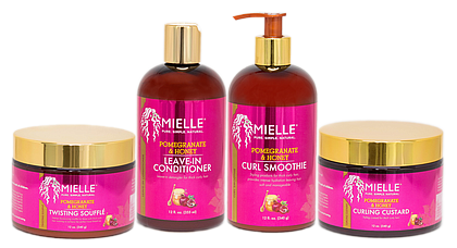Mielle Organics Pomegranate & Honey Line
