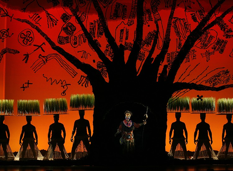 The Lion Kingtwo Glorious Decades On Broadway And Counting