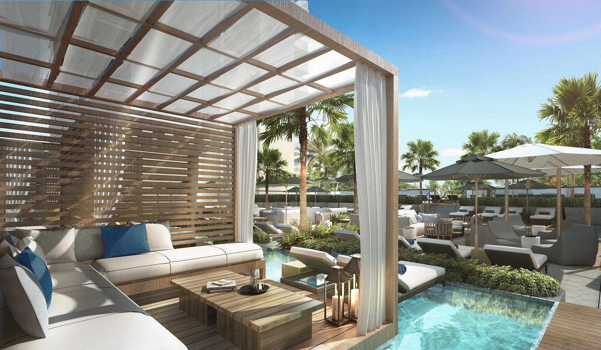 Alohilani resort waikki beach officially launches for Pool design honolulu