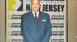 Don Lowery, senior vice president of corporate reputation for global marketing at The Nielsen Company, was the keynote speaker at the African American Chamber of Commerce of New Jersey's annual year-end holiday celebration.