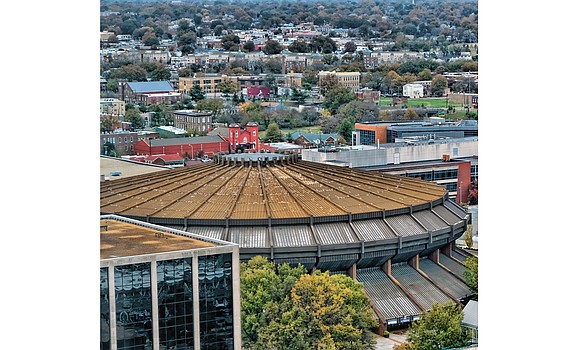 City Hall is finding significant interest as its seeks developers to replace the Richmond Coliseum and undertake other developments in ...