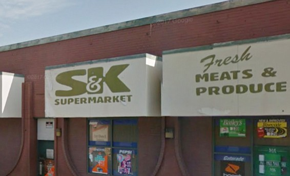 A former supermarket in Highland Park appears to be on track to become the next Family Dollar location. S&K Supermarket ...