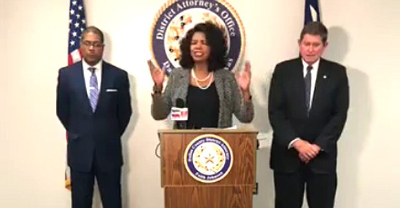 A former police officer in a Dallas suburb has been indicted in the shooting of Lyndo Jones, a Black man ...