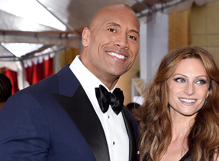 Is dwayne the rock johnson dating