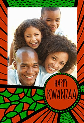 If your family is celebrating Kwanzaa at Warren-Sharpe Community Center, this is what you'll hear when you join the festivities. ...