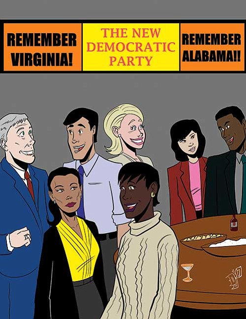 Clearly, Democrats will be unable to win in many states without the full support of the black electorate. It is ...