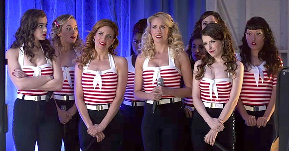 "Rewind: The all-girl a cappella superstars of Barden University, the very ones that have made the ""Pitch Perfect"" franchise a ..."