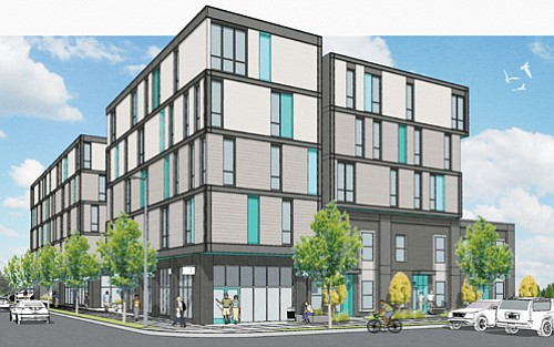 Portland community land trust has plans to develop a major affordable condominium project giving priority to displaced residents
