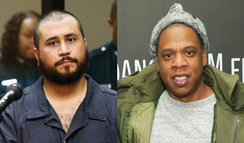 Back and forth generated by documentary series that rapper Jay-Z is producing about Trayvon Martin shooter