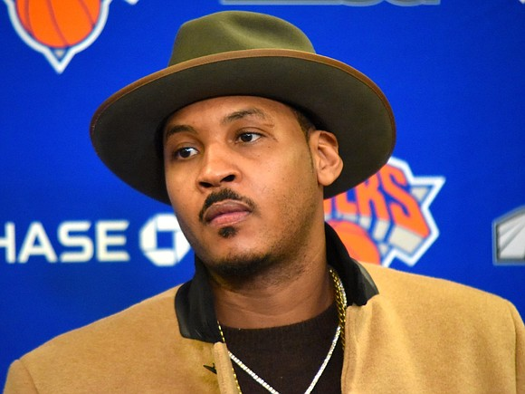 Carmelo Anthony's most unpardonable fault in the view of countless Knicks fans is that he didn't mirror the greatness of ...