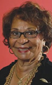 A longtime county official in New Jersey who was the widow of former world heavyweight boxing champion Jersey Joe Walcott ...