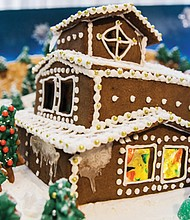 Get inspired with amazing gingerbread houses and get the scoop on building them yourself at Gingerbread Adventures at OMSI.