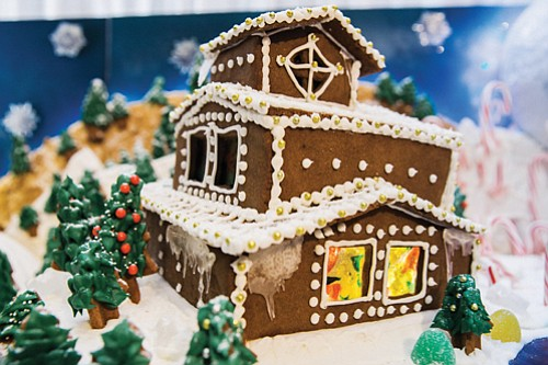 You're invited to get into the holiday spirit by viewing some amazing gingerbread houses during Gingerbread Adventures at the Oregon ...