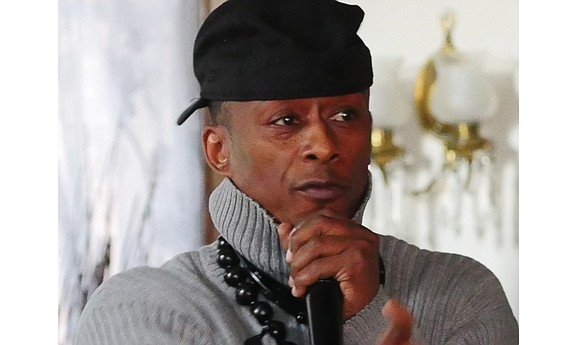 Professor Griff, a member of the award-winning hip-hop group Public Enemy, will be the main speaker at the 2017 Capital ...
