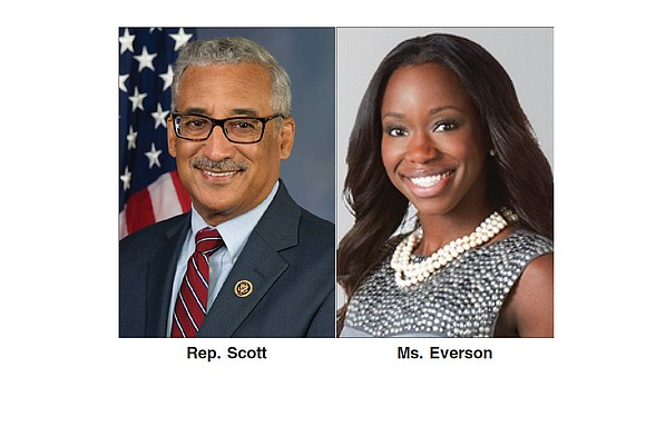 "Instead, Marsheri Reese Everson appears to have completely fizzled with her claim that veteran Virginia Congressman Robert C. ""Bobby"" Scott, ..."