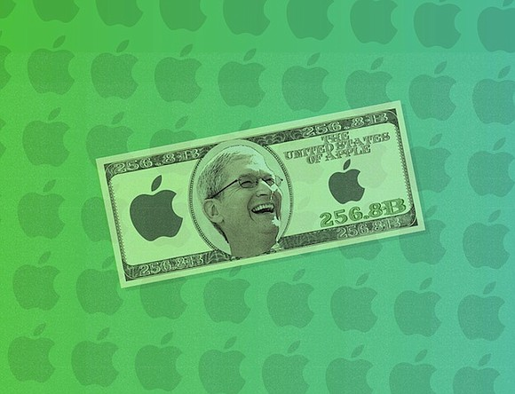For years, Apple CEO Tim Cook has called on Washington to make it less costly for his company to bring ...