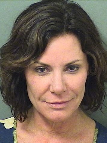 """The Real Housewives of New York City"" star Luann de Lesseps was arrested by police in Florida early Sunday morning ..."