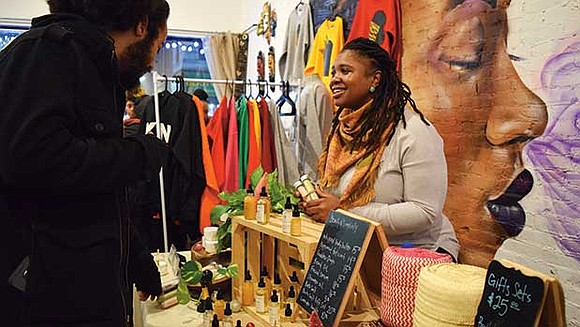 Entrepreneurial husband-and-wife duo Kaidi and Chris Grant will be expanding their Black Market venture into an open-air market in spring ...
