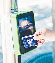 "TriMet's ""Hop Fastpass"" becomes easier to reload in 2018 and will replace conventional tickets and passes beginning in February."