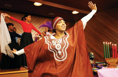 Community events for the week long celebration of Kwanzaa, a celebration honoring African heritage in African-American culture, will continue this ...
