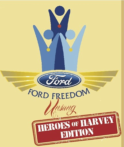 Ford Motor Company will present twenty-five winners of the Ford Freedom Unsung Heroes of Harvey award, celebrating individuals who have ...