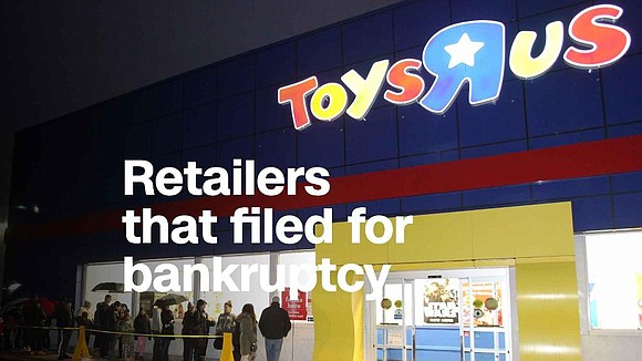 "This should be the most wonderful time of the year for Toys ""R"" Us."