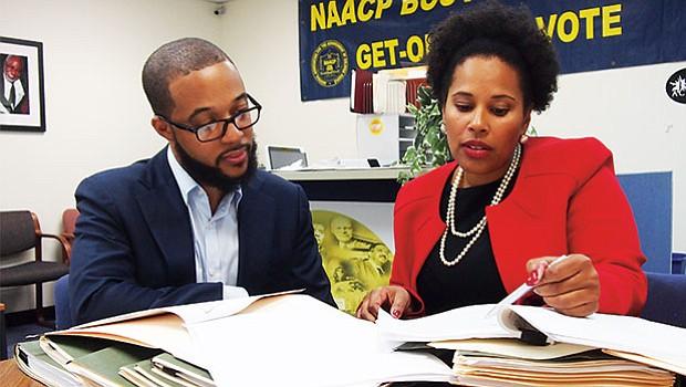NAACP Vice President Segun Idowu and President Tanisha Sullivan discuss Mayor Martin Walsh's record.
