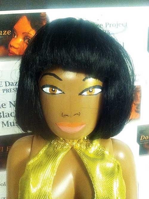 Dolls of Patti Labelle