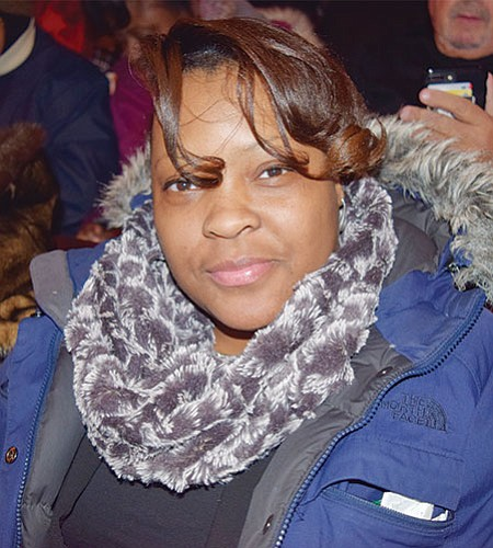 Homelessness. The temperatures are unbearable and you see people out there, possibly dying.—Theresa Lewis, Hospital Staff Assistant