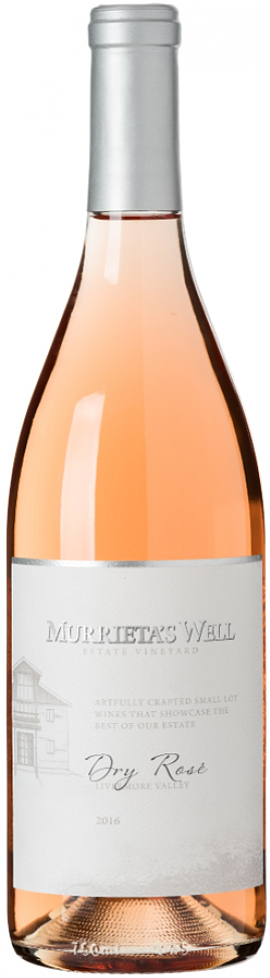 Step into 2018 with a new wine attitude! Try a brilliantly elegant Dry Rose from Murrieta's Well from California's Livermore ...