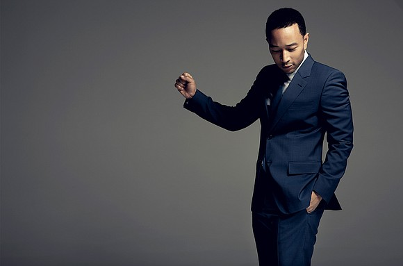 While covering the Oscars on behalf of the New York Amsterdam News, I asked John Legend what he loved about ...