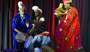 Kwanzaa Celebration at the American Museum of Natural History