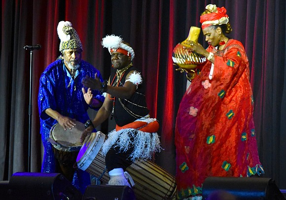 The American Museum of Natural History hosted its Kwanzaa 2017 celebration.
