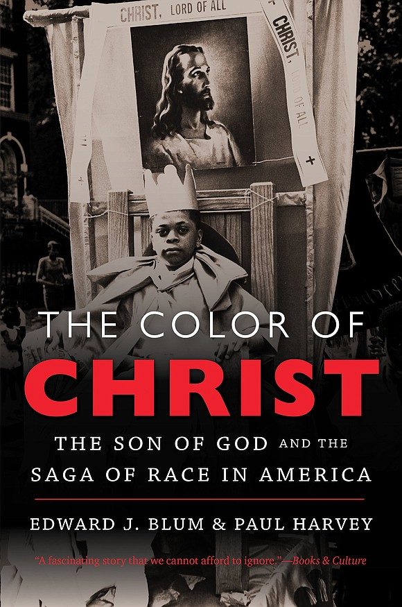 "In their 2012 book, ""The Color of Christ: The Son of God and the Saga of Race in America,"" Edward ..."