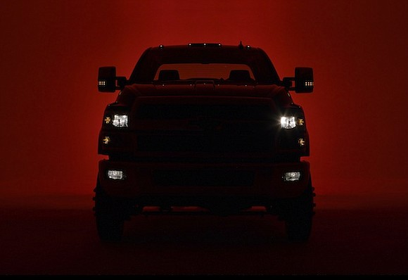 Chevrolet confirmed today that it will reveal its all-new Silverado Class 4 and 5 chassis cab trucks at The Work ...