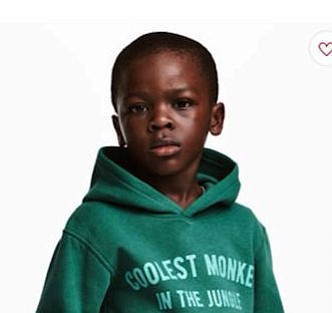Clothing store H&M was forced to apologize Monday for using a...