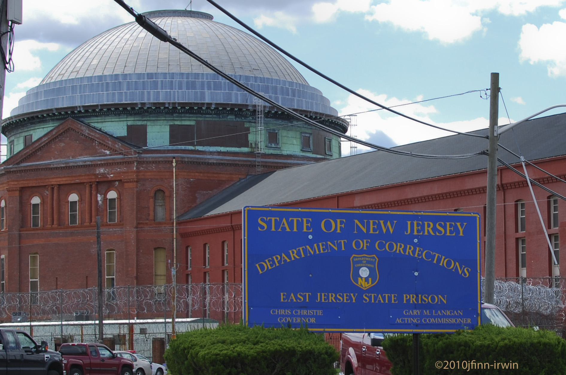 Central reception and assignment facility trenton nj address