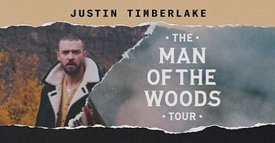 Global superstar Justin Timberlake announced today that he will make his highly anticipated return to the stage with The Man ...