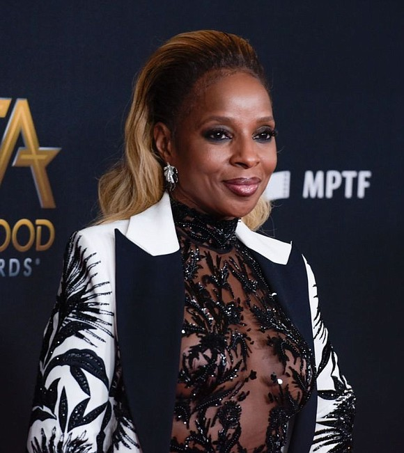 Mary J. Blige will be honored with a star on the Hollywood Walk of Fame in the recording category. The ...