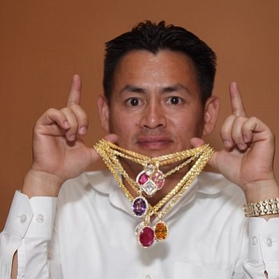 World renowned celebrity jeweler Johnny Dang has partnered with high end apparel + consignment shop created by United States Army ...