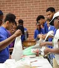 The Village of Flossmoor is hosting the fourth annual Martin Luther King Jr. Day of Service, organized by the