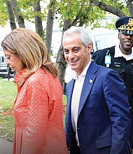 Mayor Rahm Emanuel recently announced the Flexible Housing Subsidy Pool (FHSP), a supportive housing rental subsidy model that will combine both housing and rental subsidy expertise and intensive case management to effectively house homeless residents. Photo Credit: Christopher Shuttlesworth