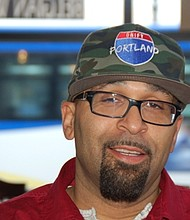 "Dontae Blake speaks from experience as he works to reduce gang violence in the community through a program called ""Unify Portland, Living Free."" A former gang member, he has turned his life around and now works with an organization creating outdoor excursions for at-risk kids, helping them develop skills and interests that lead to productive lives."